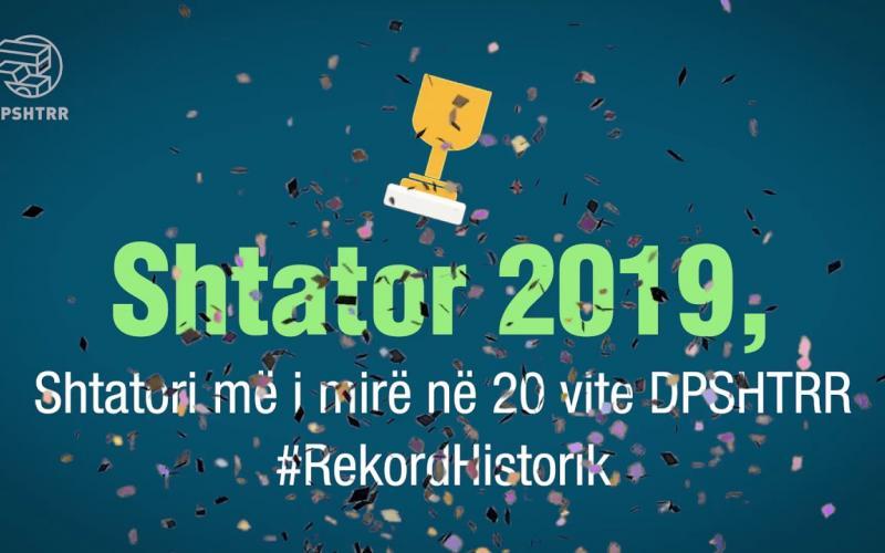 Raporti Janar-Shtator 2019 DPSHTRR!