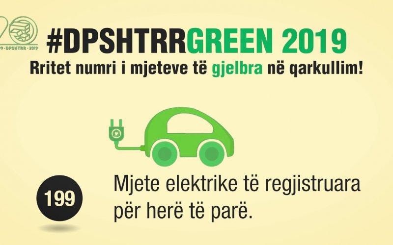 DPSHTRR GREEN 2019