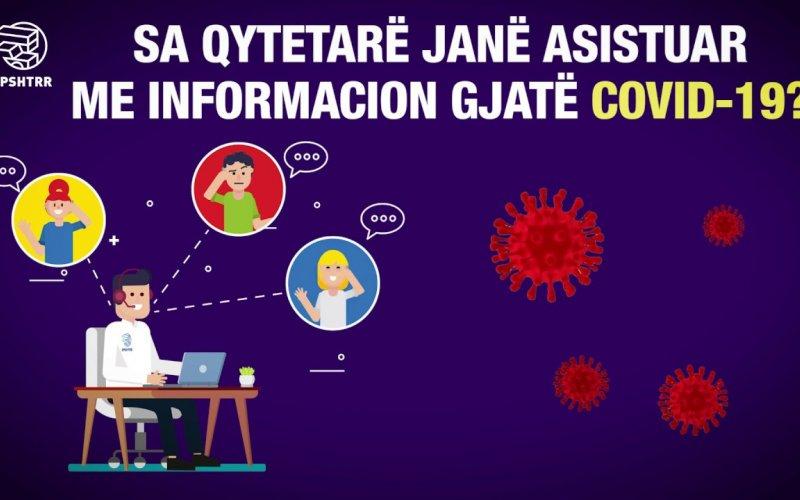 Komunikimi me qytetarët gjatë COVID-19!