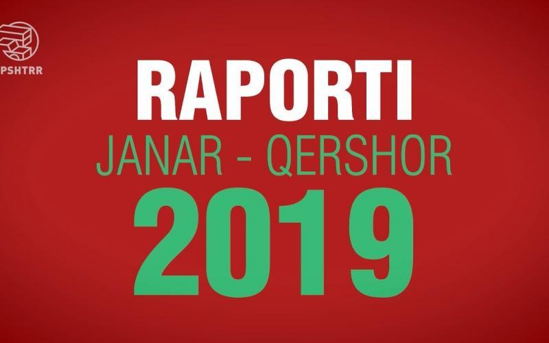 Raporti Janar - Qershor 2019 DPSHTRR!